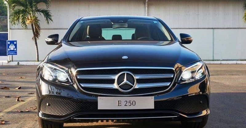 Giá xe Mercedes-Benz E250 a2