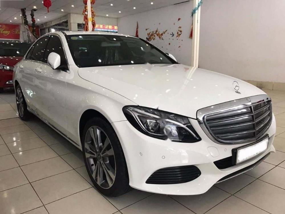 Giá xe Mercedes-Benz C250 a1