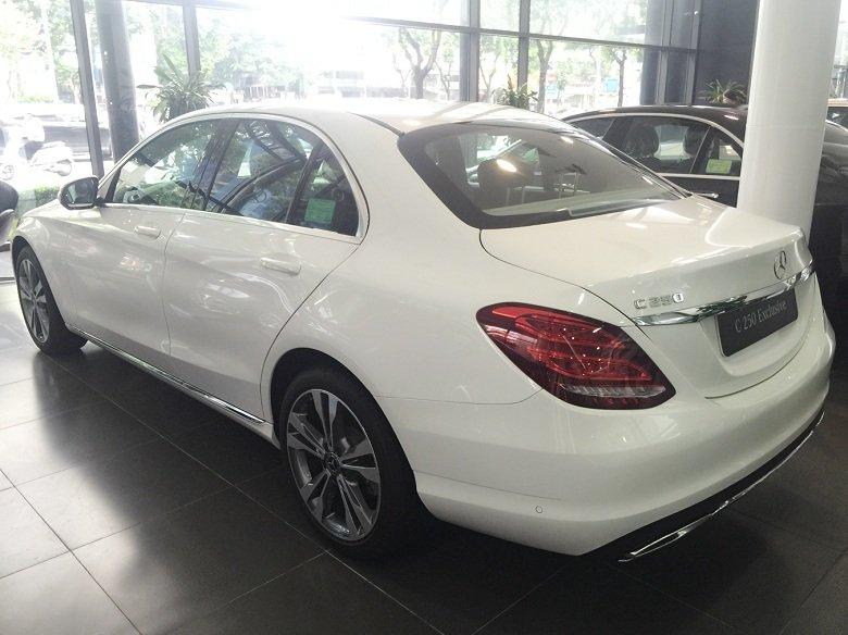 Giá xe Mercedes-Benz C250 a3