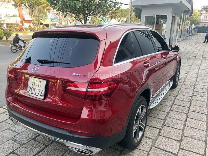 Bán GLC 2016 màu đỏ xe đẹp bao kiểm tra hãng, bảo hành chính hãng-3