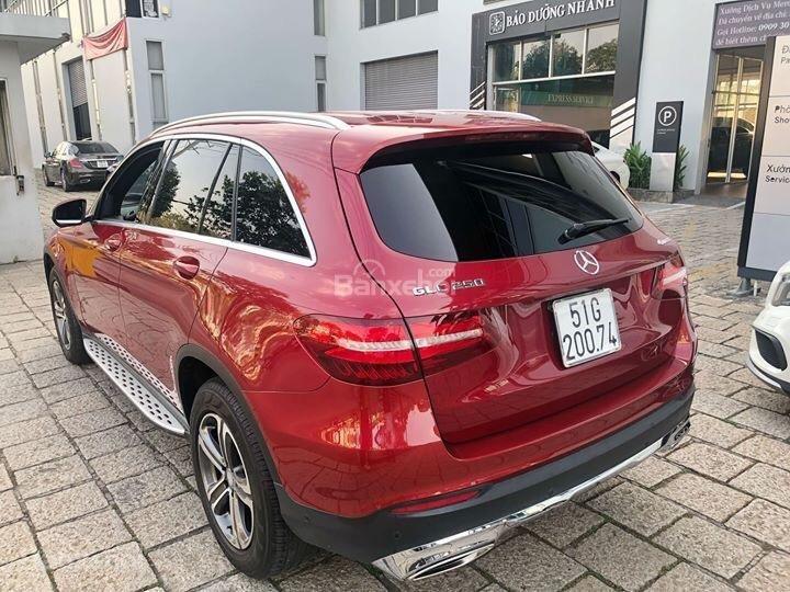 Bán GLC 2016 màu đỏ xe đẹp bao kiểm tra hãng, bảo hành chính hãng-4
