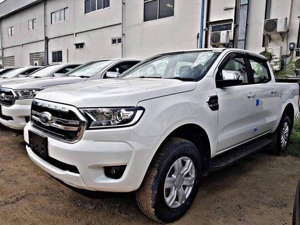 Ford Ranger 2019 rò rỉ giá đại lý 3 phiên bản mới, khởi điểm từ 616 triệu đồng - Ảnh 1.