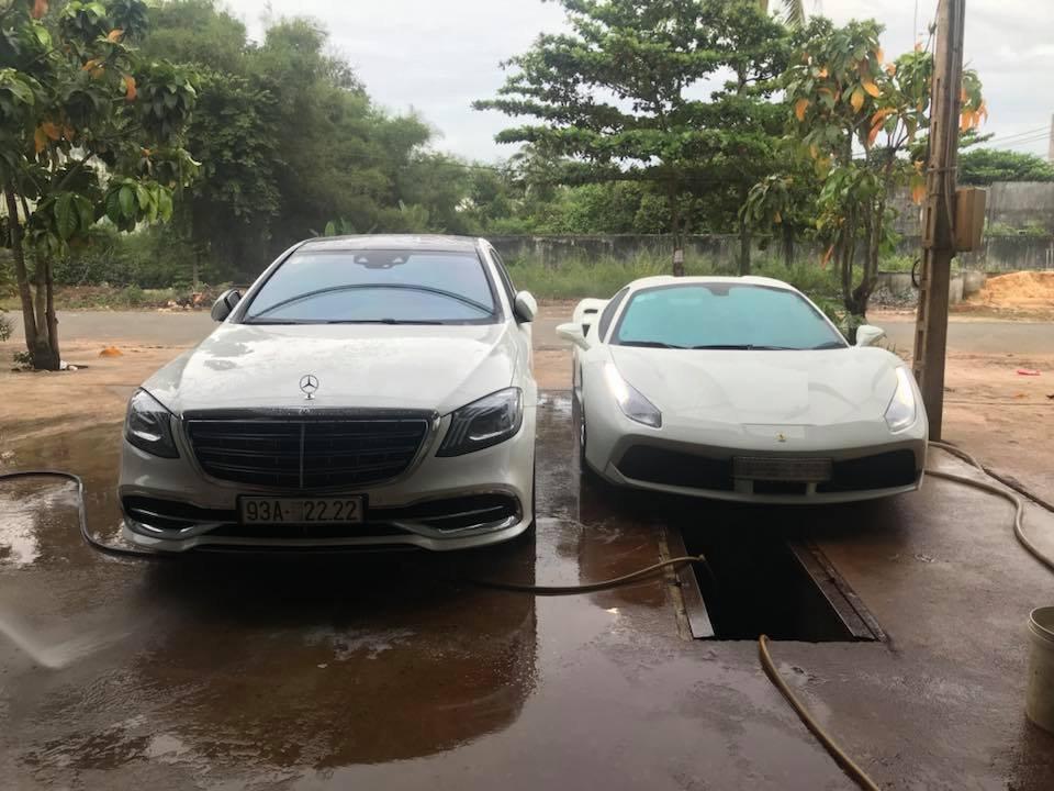 """Bắt gặp Mercedes-Maybach biển """"ngũ quý"""" 6 sang chảnh dạo phố Sài Gòn a5"""