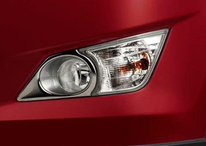 Đánh giá xe Toyota Innova Venturer 2019: Thiết kế đèn sương mù 1
