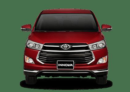 Đánh giá xe Toyota Innova Venturer 2019 về thiết kế đầu xe a1