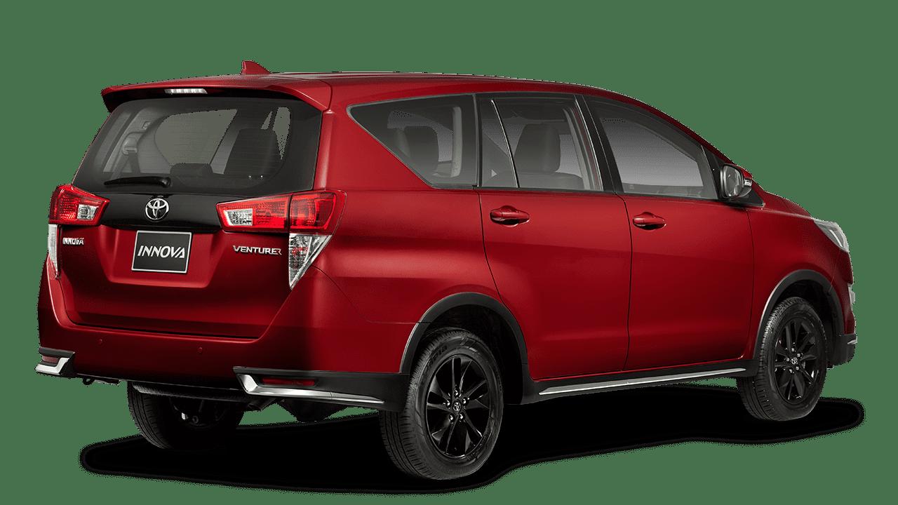 Đánh giá xe Toyota Innova Venturer 2019: Đuôi xe tạo khối vuông vức 1