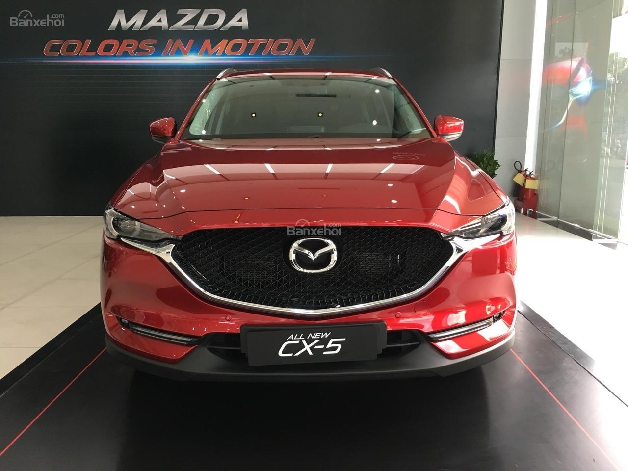 Bán xe Mazda New CX5 2019 đầy đủ màu có xe giao ngay giảm trực tiếp 32Tr khi liên hệ  0938.907.952-0
