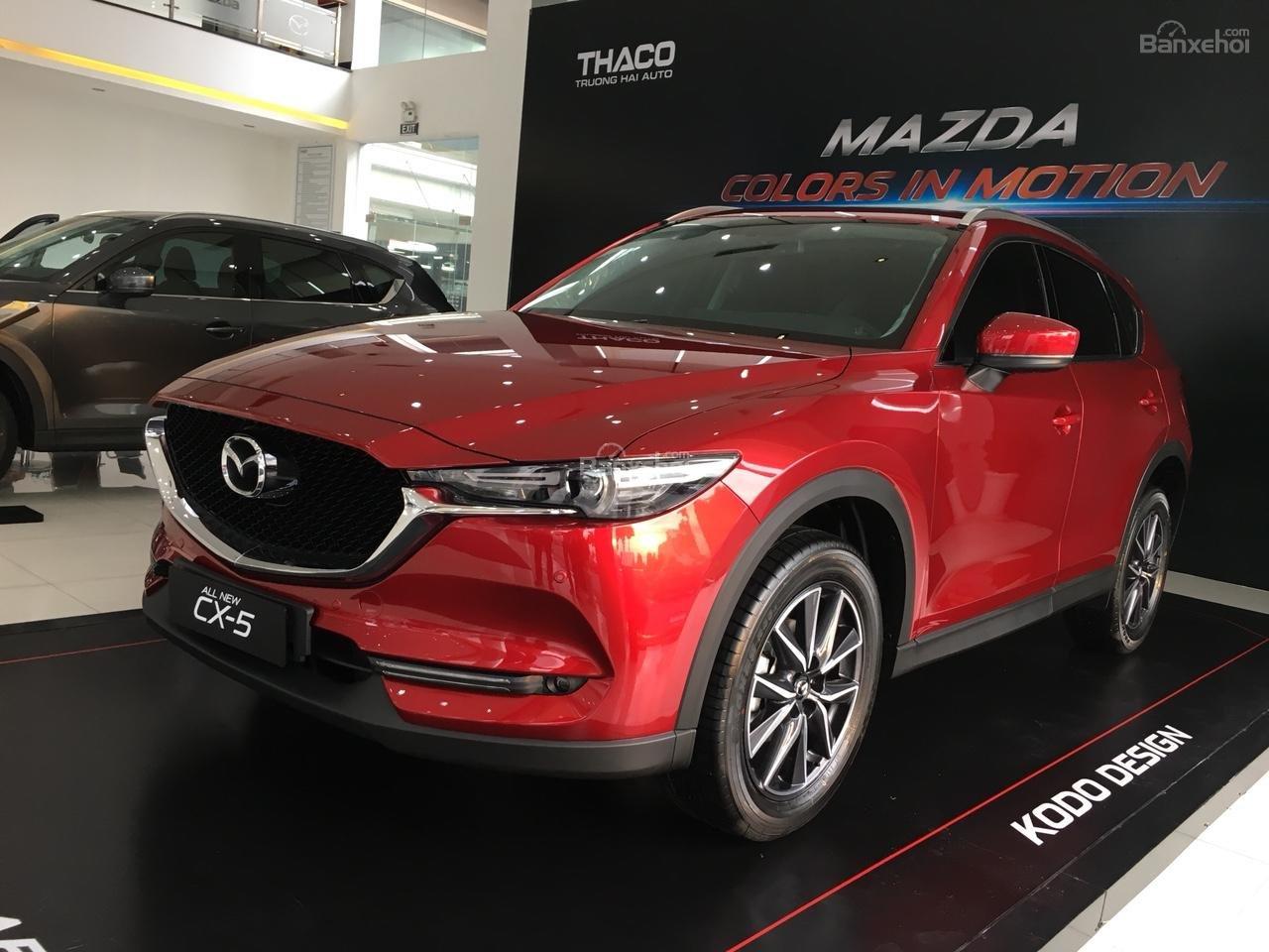 Bán xe Mazda New CX5 2019 đầy đủ màu có xe giao ngay giảm trực tiếp 32Tr khi liên hệ  0938.907.952-1