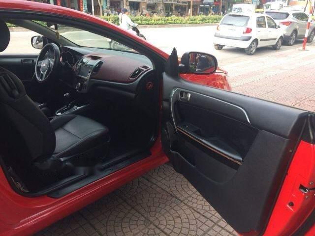 Chính chủ bán Kia Koup 1.6AT xuất 2009, màu đỏ, nhập khẩu-4