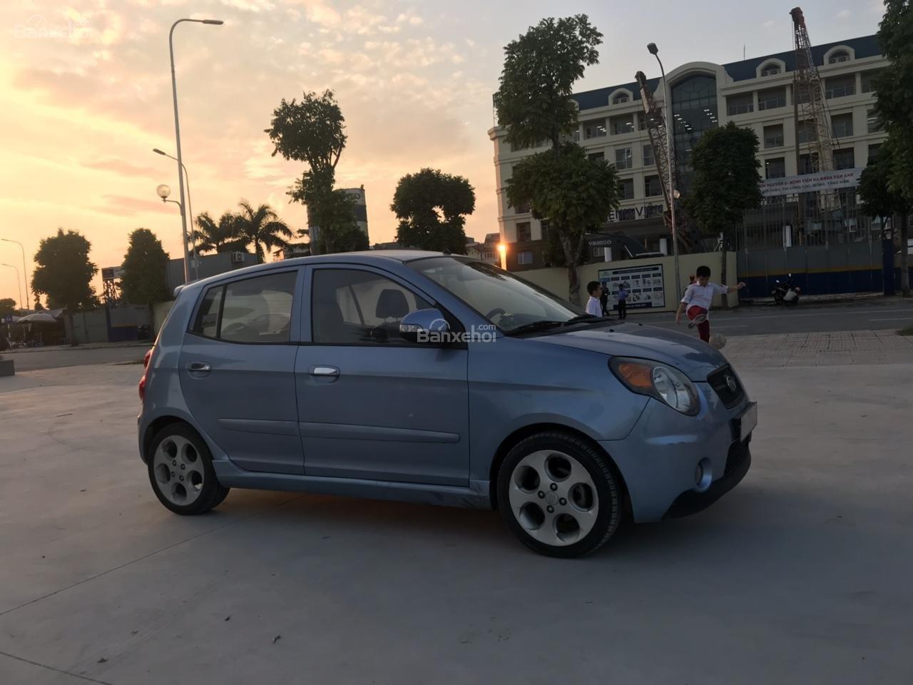 Bán Kia Morning 2008, màu xanh, nhập khẩu, chính chủ giá tốt - Mr Quân 094 711 6996-12