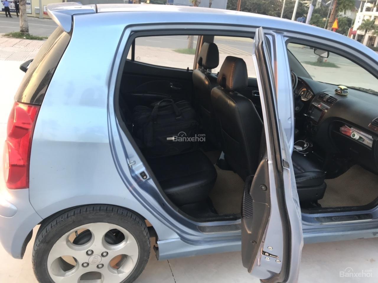 Bán Kia Morning 2008, màu xanh, nhập khẩu, chính chủ giá tốt - Mr Quân 094 711 6996-8
