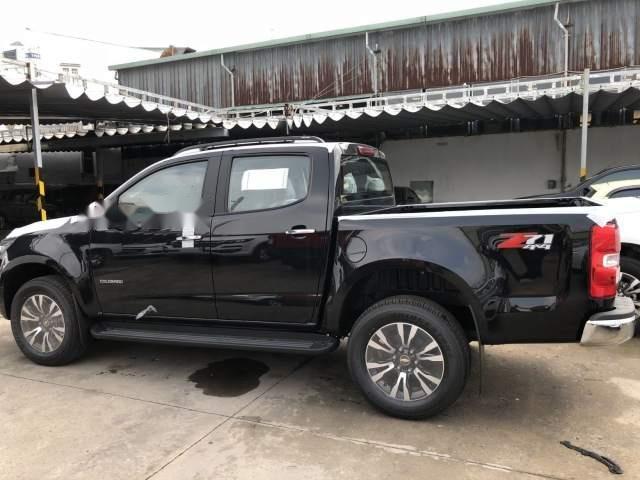 Bán xe Chevrolet Colorado 2018, màu đen, nhập khẩu nguyên chiếc-0