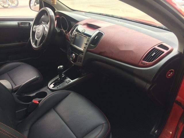 Chính chủ bán Kia Koup 1.6AT xuất 2009, màu đỏ, nhập khẩu-3