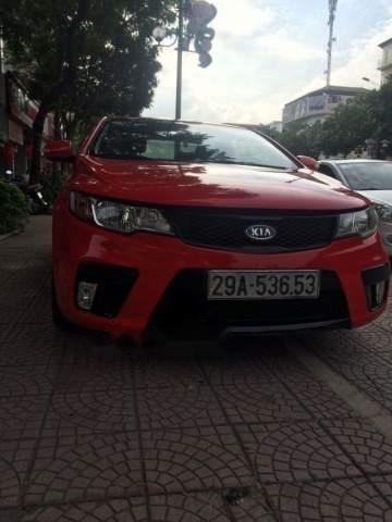 Chính chủ bán Kia Koup 1.6AT xuất 2009, màu đỏ, nhập khẩu-1