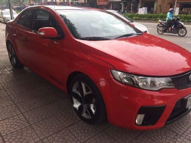 Chính chủ bán Kia Koup 1.6AT xuất 2009, màu đỏ, nhập khẩu-0