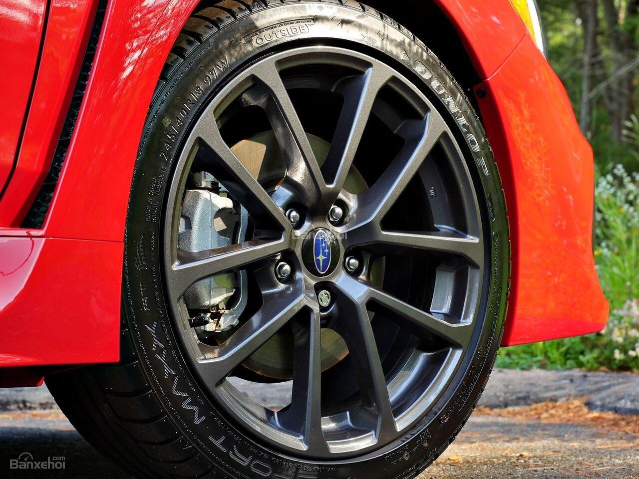 Đánh giá xe Subaru WRX 2019 bản Mỹ - thân - 2