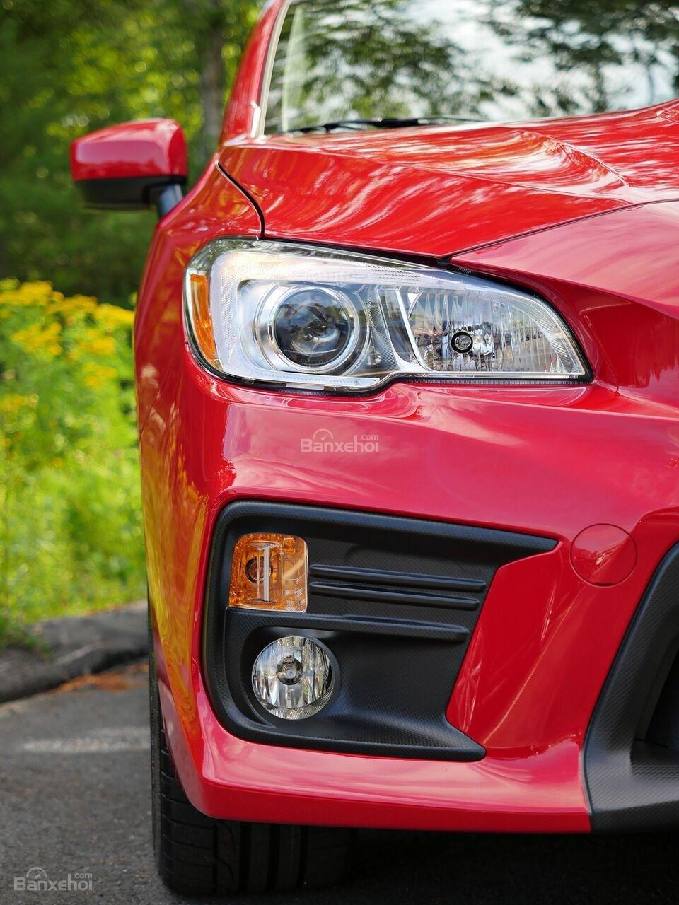 Đánh giá xe Subaru WRX 2019 bản Mỹ - đầu - 3