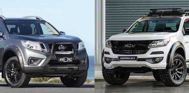 Mua bán tải 820 triệu: Nên chọn Chevrolet Colorado 2019 hay Nissan Navara 2019?.