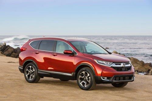 10 xe gia đình giá rẻ tốt nhất năm 2018: Nên mua Honda CR-V và Mazda CX-5 3.