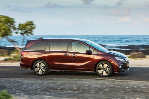 10 xe gia đình giá rẻ tốt nhất năm 2018: Nên mua Honda CR-V và Mazda CX-5 1.