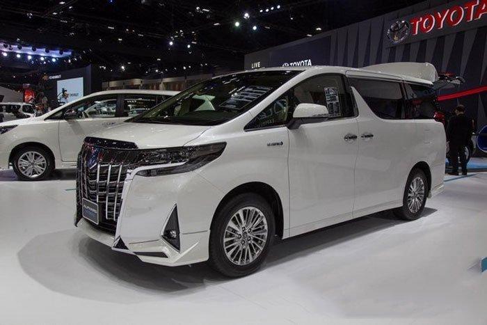 oyota Alphard Luxury 2019 gây ấn tượng đặc biệt với kích thước ngoại cỡ a1