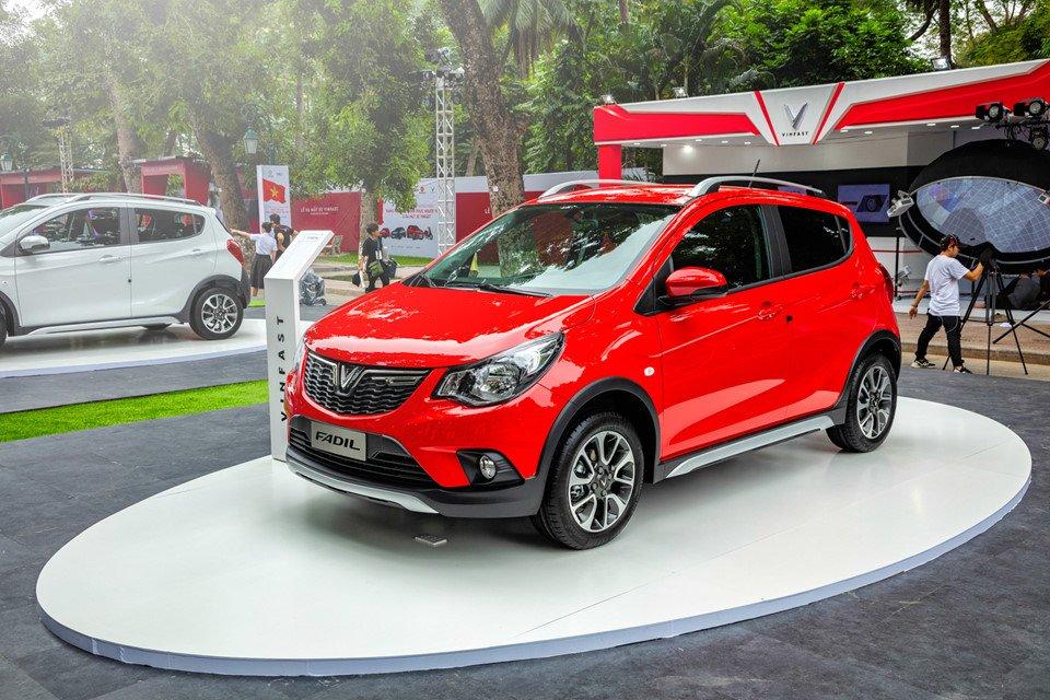 Đánh giá xe VinFast Fadil 2019-2020 hoàn toàn mới tại Việt Nam.