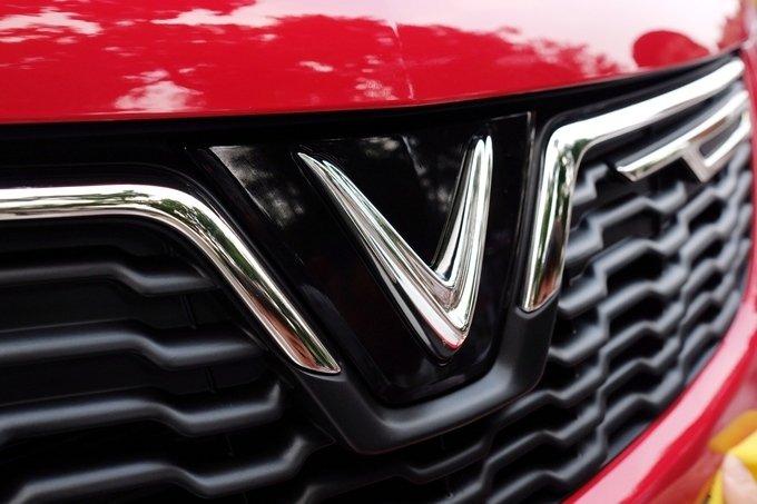 Đánh giá xe VinFast Fadil 2019-2020: Lưới tản nhiệt.