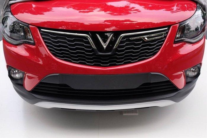 Đánh giá xe VinFast Fadil 2019-2020: Đèn sương mù.