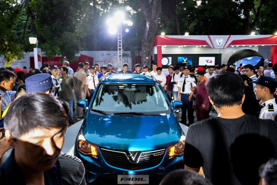 Đánh giá xe VinFast Fadil 2019-2020: Xe sẽ bán ra vào cuối năm 2019.