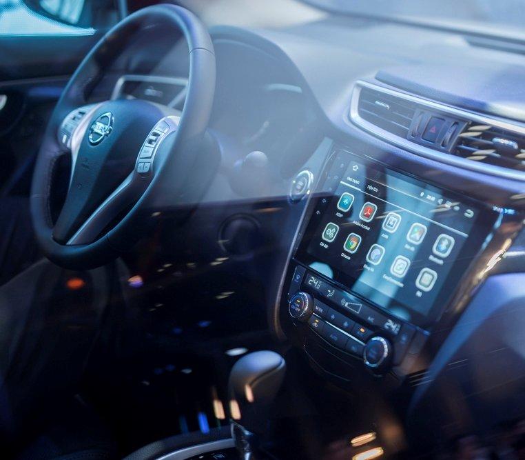 Honda CR-V 1.5 L và Nissan X-Trail V-Series 2.5 SV Luxury về tiện nghi 2