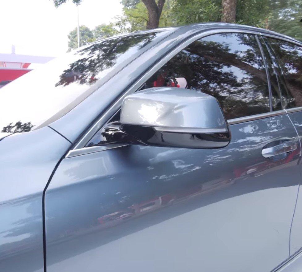 Ảnh chụp gương xe VinFast LUX A2.0