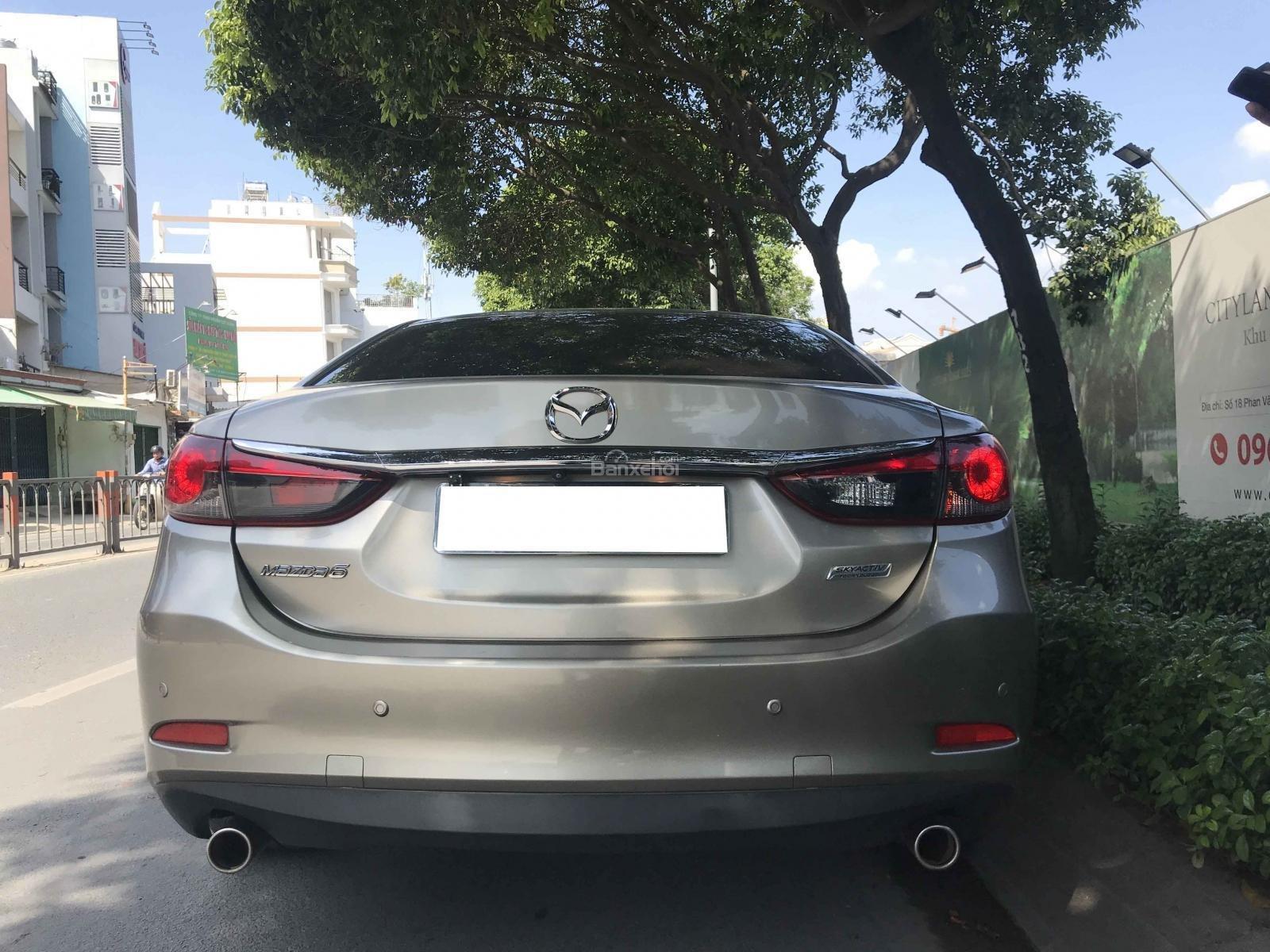Mazda 6 2.5AT SX 2016, đã đi 54000km, xe chính chủ-1