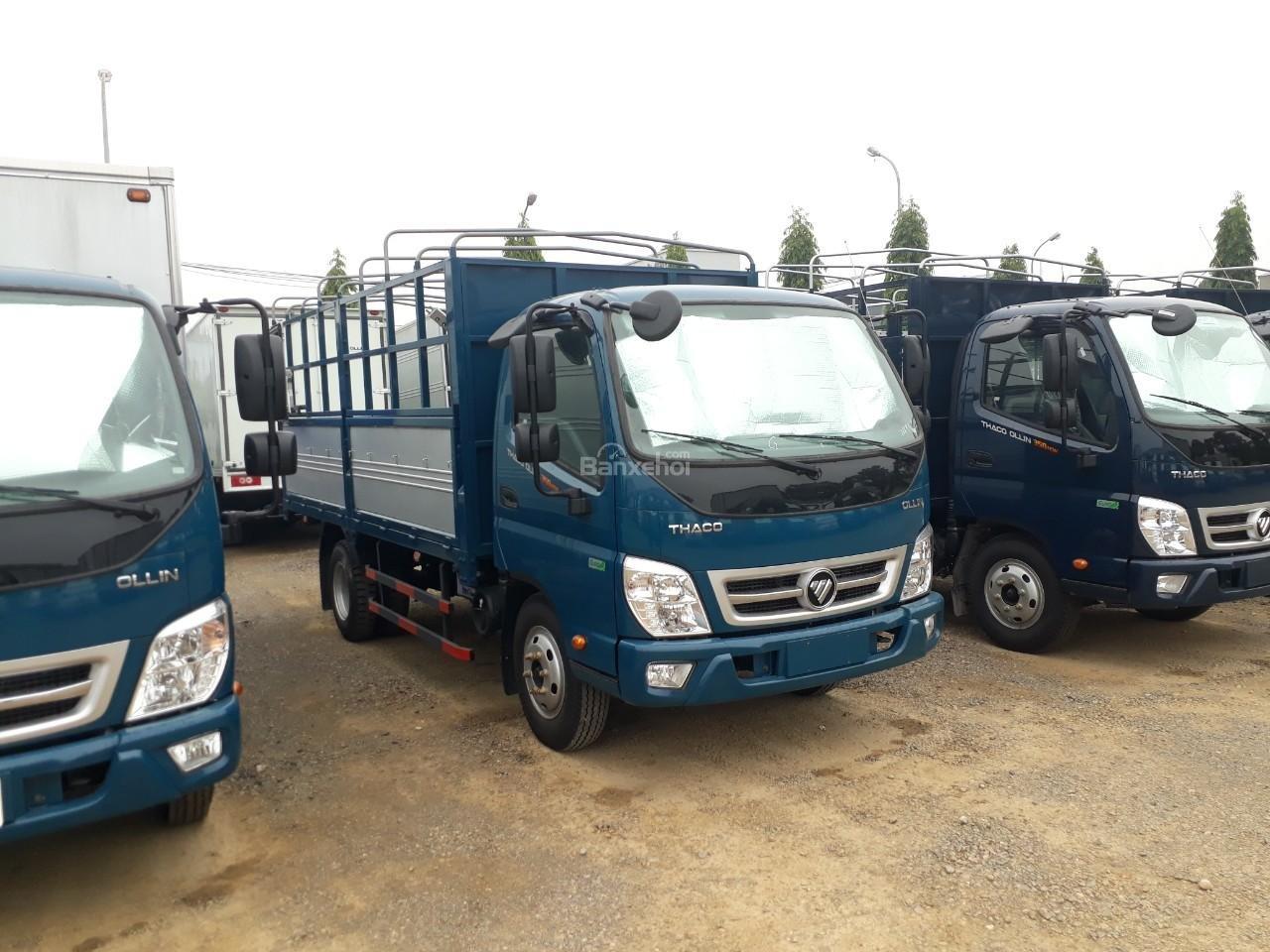 Bán xe tải Ollin350 tải trọng 3.5/2.15 tấn Trường Hải ở Hà Nội-2