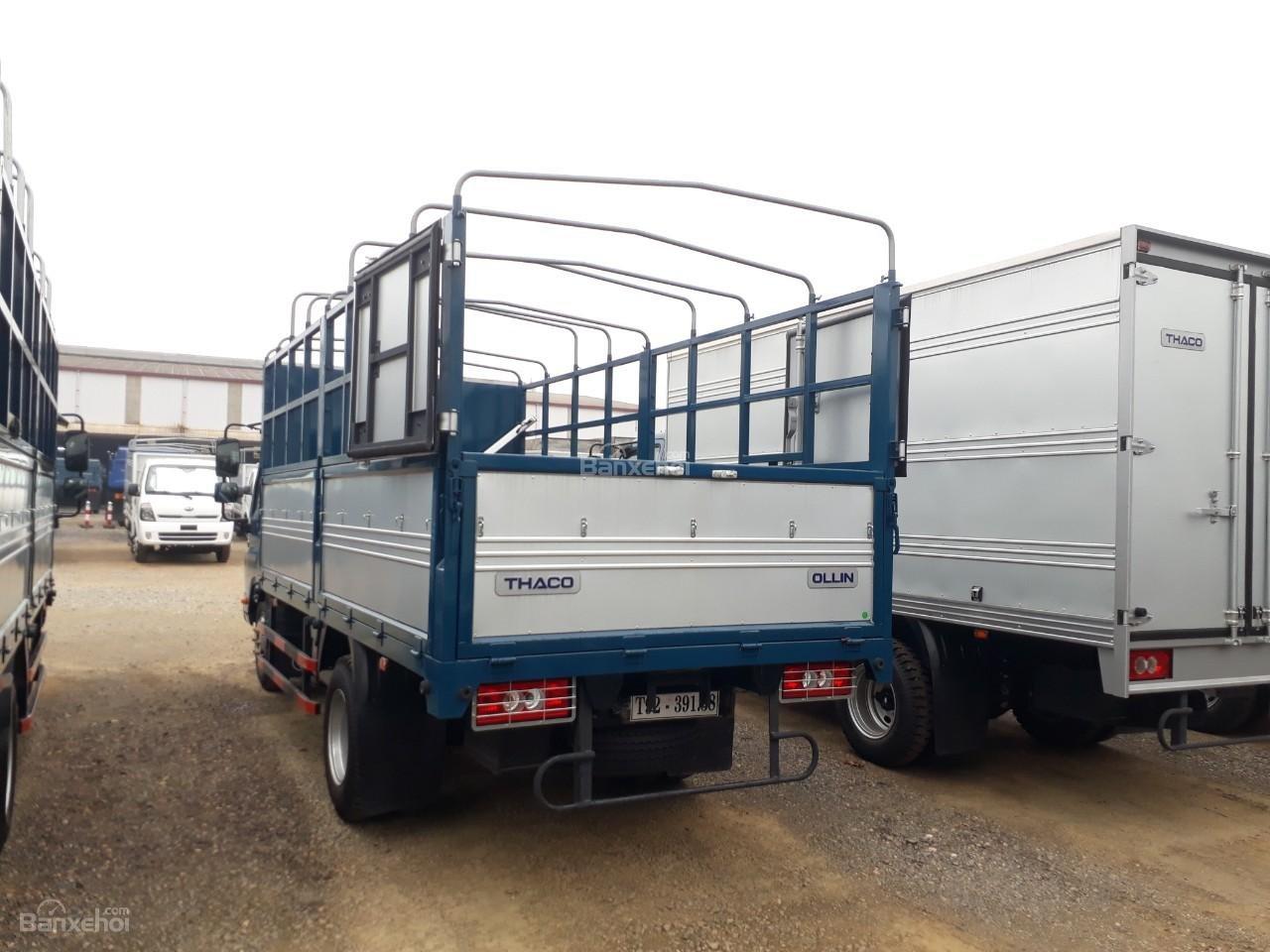 Bán xe tải Ollin350 tải trọng 3.5/2.15 tấn Trường Hải ở Hà Nội-3
