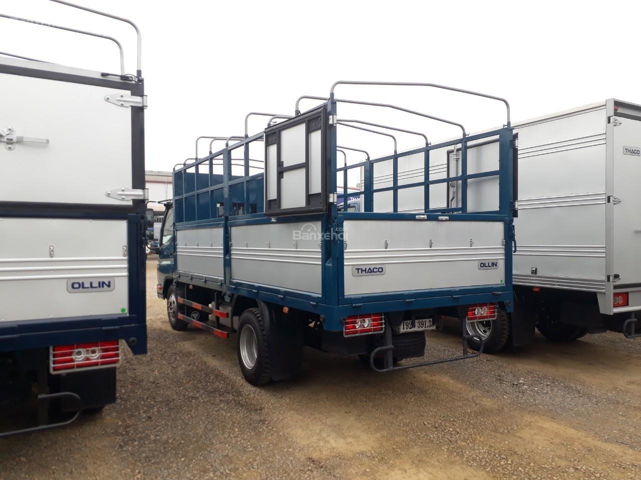 Bán xe tải Ollin350 tải trọng 3.5/2.15 tấn Trường Hải ở Hà Nội-5