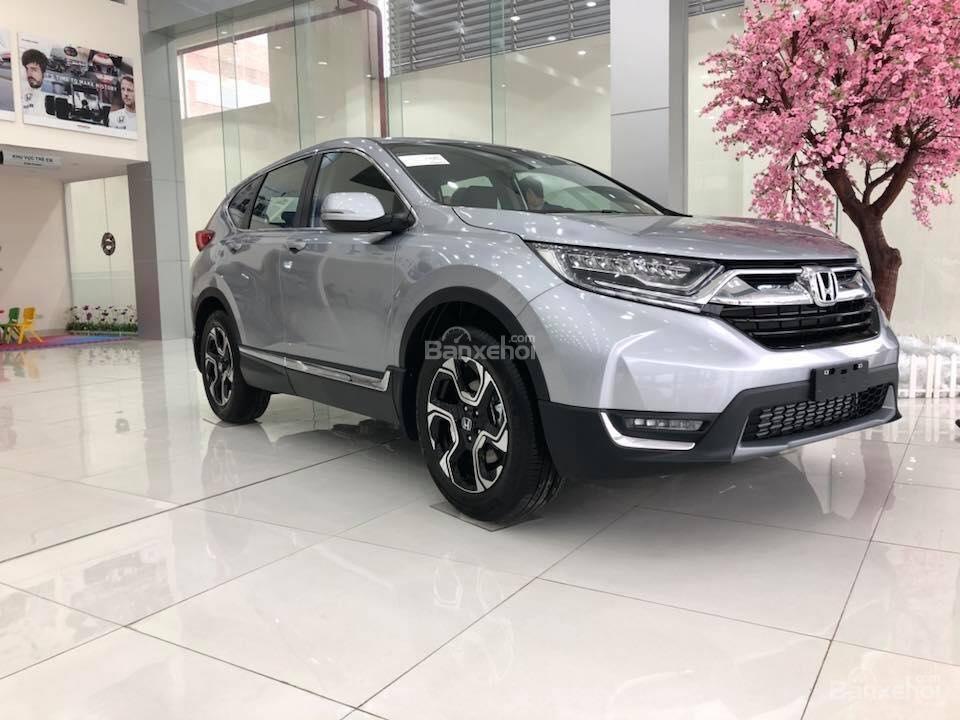Honda Giải Phóng, Honda CR-V 2018 mới 100%, nhập khẩu nguyên chiếc, đủ ba phiên bản, LH 0903.273.696-0