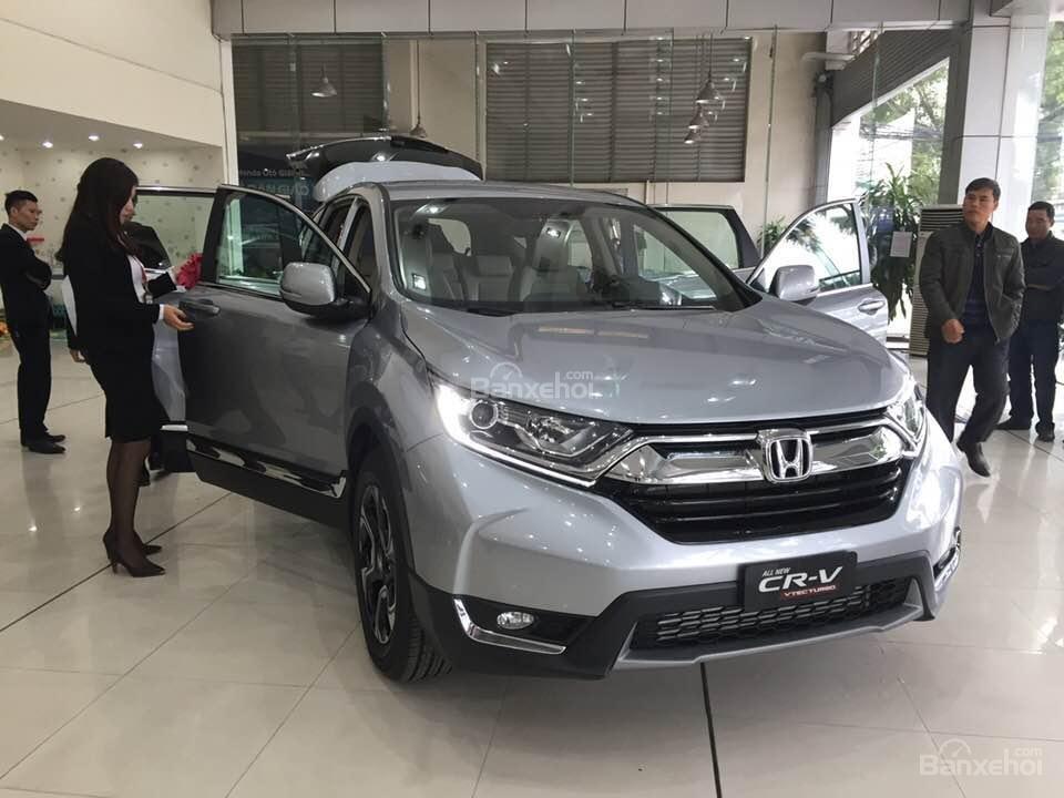 Honda Giải Phóng, Honda CR-V 2018 mới 100%, nhập khẩu nguyên chiếc, đủ ba phiên bản, LH 0903.273.696-2