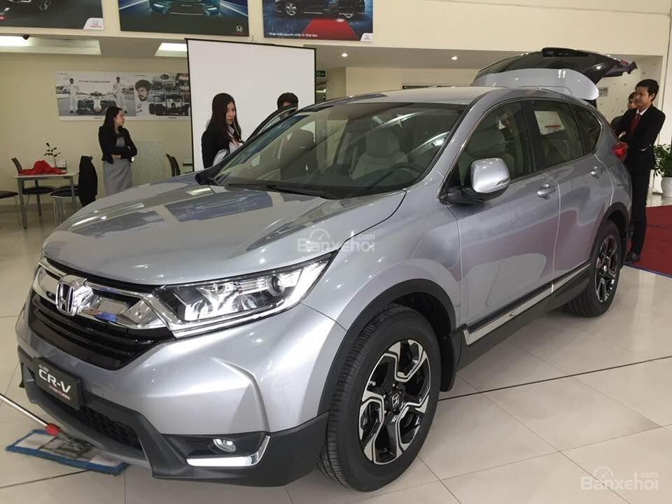 Honda Giải Phóng, Honda CR-V 2018 mới 100%, nhập khẩu nguyên chiếc, đủ ba phiên bản, LH 0903.273.696-3