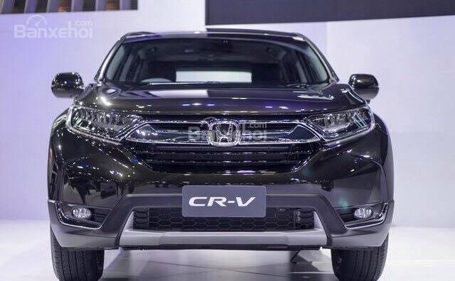 HN - Honda CR-V 2018 nhập Thái nguyên chiếc, đủ màu, giá tốt nhất toàn quốc, LH 0903.273.696-0