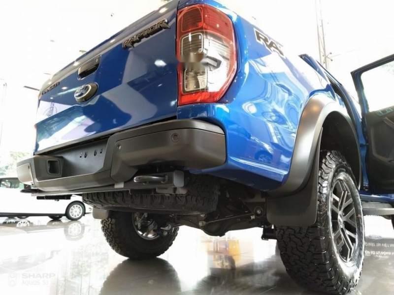 Bán ô tô Ford Ranger sản xuất năm 2018, màu xanh lam, nhập khẩu-2