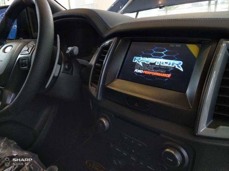 Bán ô tô Ford Ranger sản xuất năm 2018, màu xanh lam, nhập khẩu-4