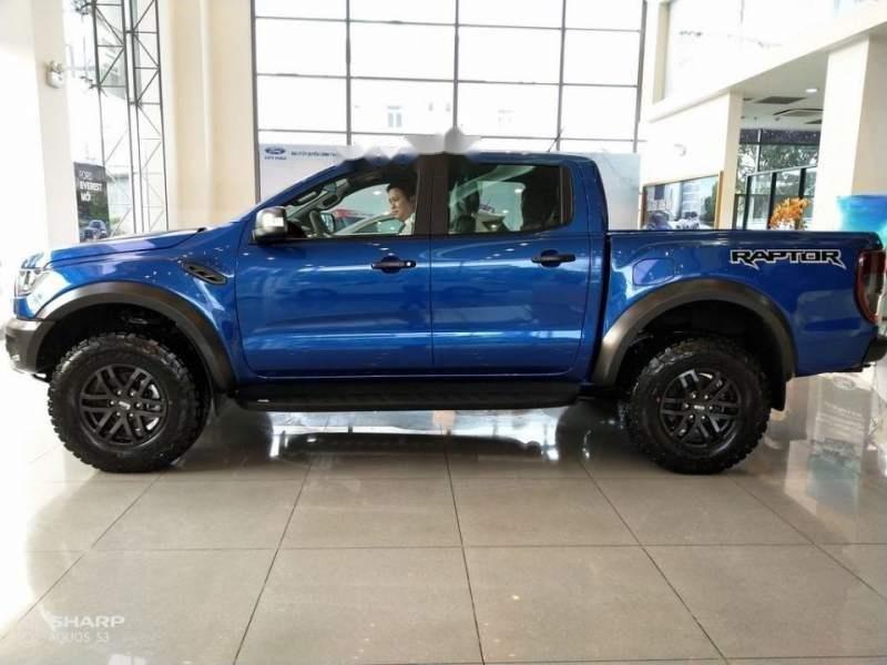 Bán ô tô Ford Ranger sản xuất năm 2018, màu xanh lam, nhập khẩu-1