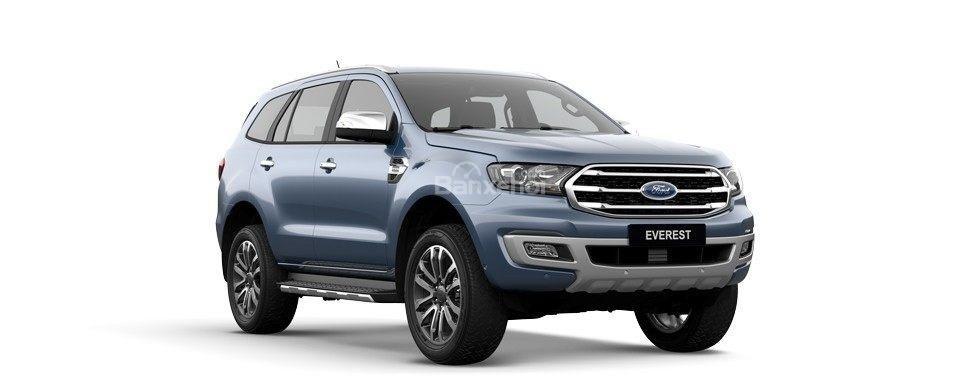 Đánh giá xe Ford Everest Titanium 2.0L Bi-Turbo 2019: Xe có 8 màu ngoại thất - Ảnh 2.