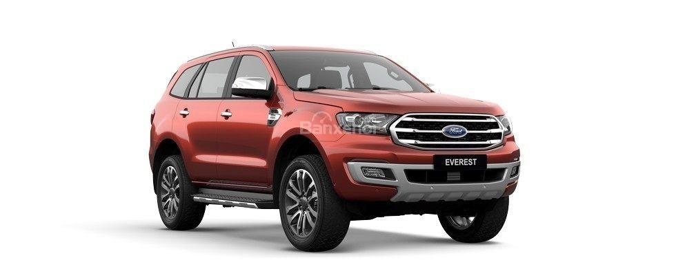 Đánh giá xe Ford Everest Titanium 2.0L Bi-Turbo 2019: Xe có 8 màu ngoại thất.