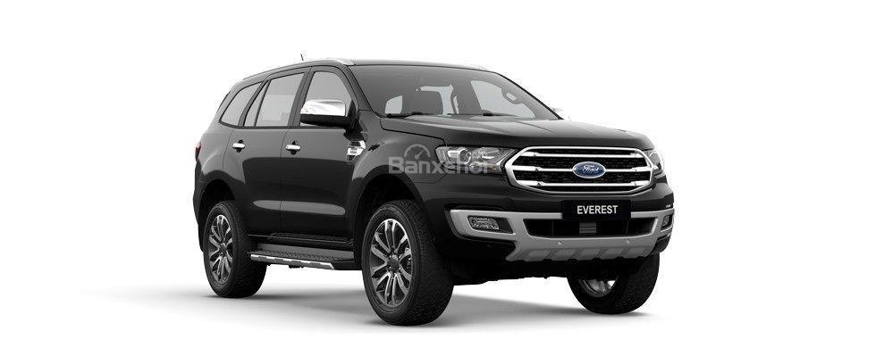 Đánh giá xe Ford Everest Titanium 2.0L Bi-Turbo 2019: Xe có 8 màu ngoại thất - Ảnh 4.