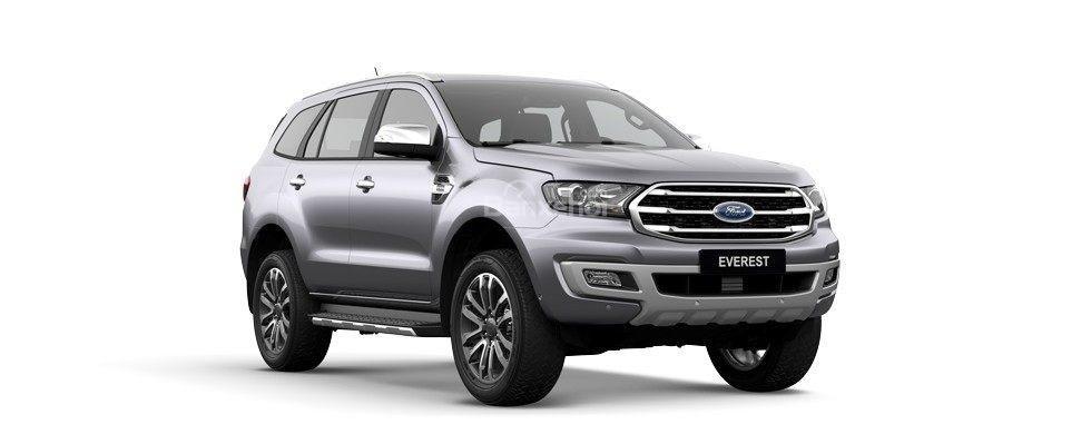 Đánh giá xe Ford Everest Titanium 2.0L Bi-Turbo 2019: Xe có 8 màu ngoại thất - Ảnh 6.
