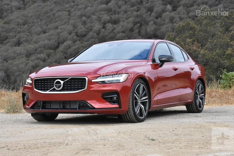 Đánh giá xe Volvo S60 2019.