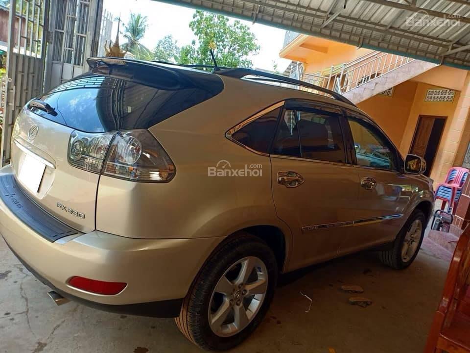 Bán gấp xe Lexus Rx330 2004 màu vàng cát, xe nhập Nhật (4)