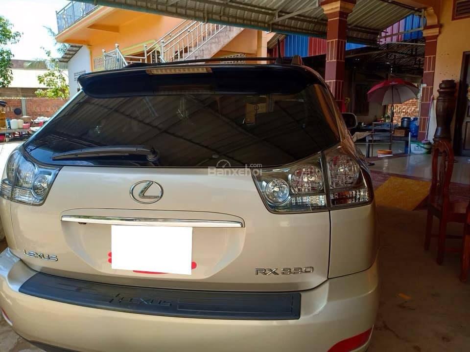 Bán gấp xe Lexus Rx330 2004 màu vàng cát, xe nhập Nhật (7)