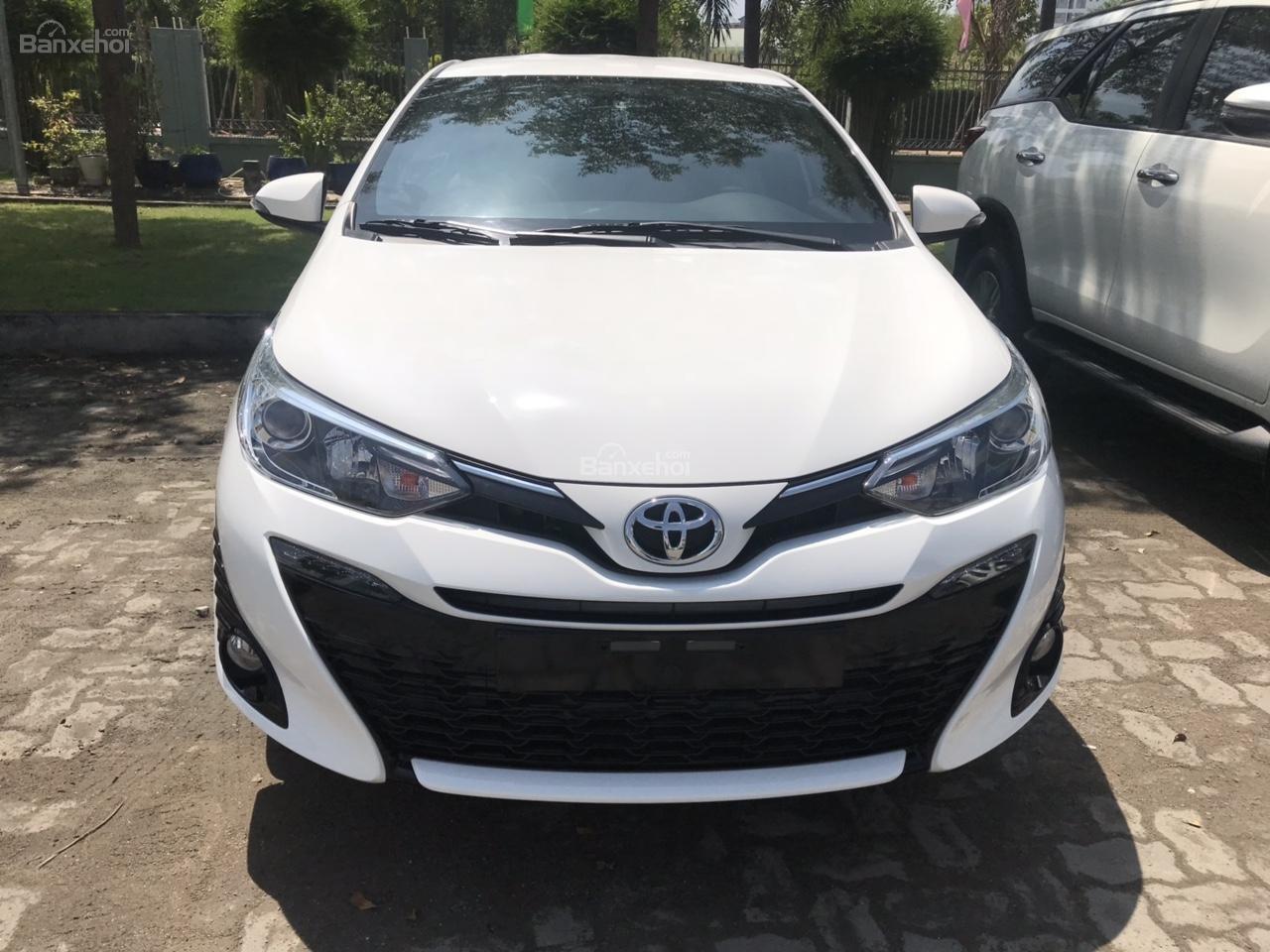 Bán Toyota Yaris nhập khẩu Thái Lan - Giá ưu đãi, xe giao ngay đủ màu, liên hệ 0902.1717.20 nhận ngay ưu đãi-0